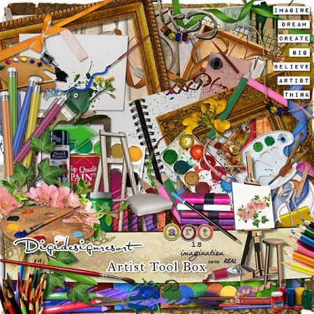 Artist-Tool-Box